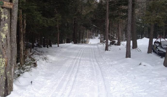 Mountain Trails XC Ski Center