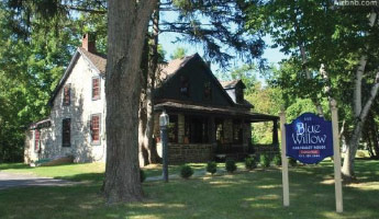 Blue Willow Bed & Breakfast