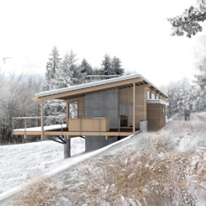 Announcing The Next Project By Lang Architecture