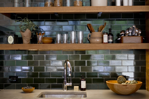 Hudson woods where design meets nature from the source for Sausalito tile