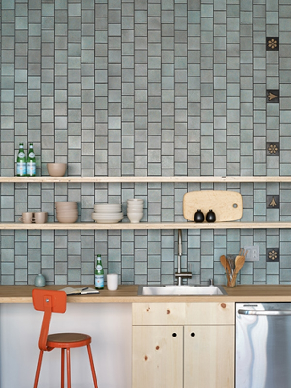 Hudson woods where design meets nature from the source for Heath tile